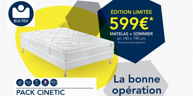 bultex pack cinetic